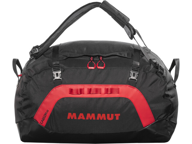 Mammut Cargon Borsa 90L, nero
